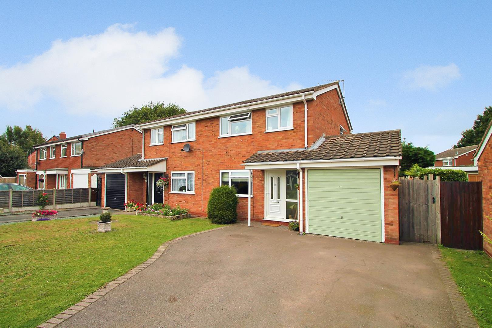 Oaklands Close, Lichfield